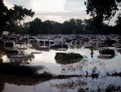 """إيقاف إنتاج النفط فى خليج المكسيك بسبب إعصار """"إيدا"""""""