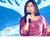 """إليسا تواصل الاحتفال بمرور 20 سنة على مسيرتها بأغنية """"حبة اهتمام"""".. فيديو وصور"""