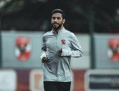 موسيماني يجهز ناصر ماهر للمشاركة في مباراة النصر