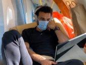 شقيق محمد صلاح يلمح لشفاء نجم ليفربول من فيروس كورونا