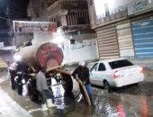 طوارئ فى غرف عمليات المرور بسبب تقلبات الطقس على الطرق السريعة