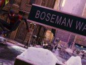 تشادويك بوسمان يمتلك شارعا فى لعبة Spider-Man: Miles Morales.. اعرف التفاصيل