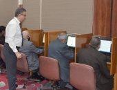 إجراء اختبارات وتقييم المهندسين لشغل الوظائف القيادية فى الرى