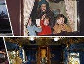 قطار العائلة الملكية فى بريطانيا قصر يسير على عجلات.. مطلى بالذهب ومضاد للرصاص.. يضم غرف نوم ضخمة وغرفة تدخين.. فيكتوريا أول ملكة تستقله.. وظل ضمن أسرار الدولة حتى عام 1946.. وسرعته 40 ميلا فى الساعة