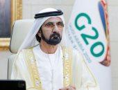 حاكم دبي: معرض جيتكس أهم حدث تقنى واقعى فى عام 2020