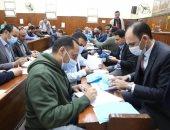 إعلان نتائج انتخابات صندوق التكافل للعاملين بالأزهر.. صور