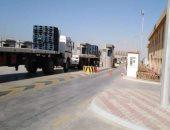 """افتتاح طريق """"النفق - شرم الشيخ"""" بجنوب سيناء تجريبيًا"""