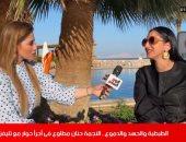 حنان مطاوع تتحدث عن ذكرياتها مع والدها فى لقاء خاص لتليفزيون اليوم السابع