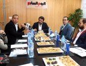 يوسف الحسينى لتلفزيون اليوم السابع: حزب مستقبل وطن داعم للدولة وليس مدعوما منها