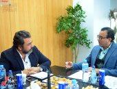 يوسف الحسينى لتلفزيون اليوم السابع: مستقبل وطن لم يكن سيفا على رقاب أحد