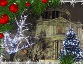 """بريطانيا تعيد النظر فى احتفالات عيد الميلاد مع بدء استقرار معدل حالات كورونا.. الالتزام بإجراءات الوقاية تعطى البريطانيين """"قبلة الأمل"""".. السلطات تسمح للعائلات بالتجمعات.. ووزير الصحة: العزل العام أتى بثماره"""