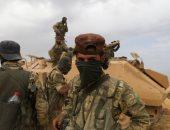 قافلة عسكرية للتحالف الدولى تدخل الأراضى السورية عبر الحدود العراقية