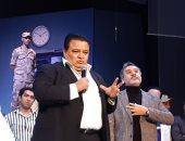 """خالد جلال عقب عرض """"الوصية"""": ماقدمناه أقل من أقل نقطة دم سالت على حدود مصر.. فيديو وصور"""