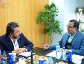 """يوسف الحسينى: """"لو كسبنا يقولوا تزوير ولو سقطنا يقولوا تصويت عقابى"""""""