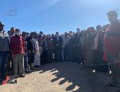 وزير القوى العاملة يلتقى صيادى البحر الأحمر ويستمع لمطالبهم ويعد بالحل.. فيديو وصور