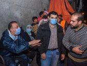 محافظ الإسكندرية: المناطق المتضررة من الأمطار تخفض عن سطح الأرض متر ونصف.. صور