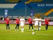 زيزو يسجل الهدف الثانى للزمالك أمام نادى مصر فى الدقيقة 115.. فيديو وصور