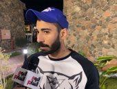 بدرى الأحمدى لتليفزيون اليوم السابع: نافست 3 عروض وفزت بأفضل عرض بمهرجان شرم الشيخ