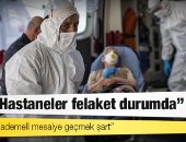 أخصائية أمراض معدية تندد بوضع المستشفيات الكارثي بتركيا في ظل كورونا
