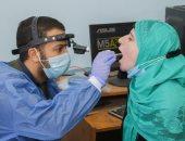 جامعة طنطا تطلق قافلة طبية شاملة بقرية سجين الكوم بمشاركة 22 طبيبًا