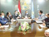 محافظ كفر الشيخ: تطوير منطقة الحكر الوسطانى ضمن المناطق الجارى تطويرها