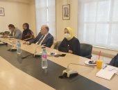 الغرفة التجارية بالإسكندرية تناقش الاستراتيجية الوطنية للتحرك نحو أفريقيا