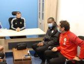 بيراميدز يتفق على علاج ثنائى الفريق قبل الانضمام لمنتخب الشباب.. فيديو