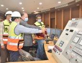 تشغيل تجريبى لمشروع توليد الكهرباء بالوليدية فى أسيوط باستثمارات 8 مليارات جنيه