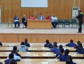 نائب رئيس جامعة أسيوط يدعو إلى تعزيز قيم الولاء والانتماء للوطن فى نفوس الشباب