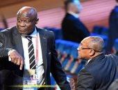 الكونغولي أوماري رئيسًا للكاف حتى موعد الانتخابات