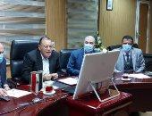 محافظ الشرقية يوجه رؤساء المراكز بمتابعة الأمطار والالتزام بإجراءات الوقاية