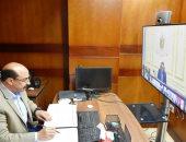 محافظ أسوان يعلن خلال اجتماع مجلس المحافظين تشديد إجراءات الوقاية من كورونا