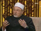 خالد الجندى: ما قاله سيدنا محمد فى العادات ليس بالضرورة أن يكون وحيا.. فيديو