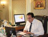 أبرز قضية.. وزير التعليم العالى يؤكد استقبال معهد الأورام 300 ألف مريض سنويًا