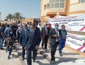 محافظ شمال سيناء يعلن تخصيص 164.7 مليون جنيه تعويضات ومشروعات بقرية الروضة