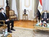 وزير الدولة للإنتاج الحربى يناقش مع سفير كوريا الجنوبية سبل تعزيز التعاون