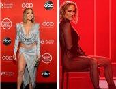 ملابس جنيفر لوبيز بحفل American Music Awards بآلاف الجنيهات.. مش هتصدق الرقم