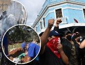 تفشى كورونا يربك المسرح السياسى فى أمريكا اللاتينية.. أكثر من 433 ألف حالة وفاة بالقارة.. احتجاجات فى جواتيمالا وبيرو ضد القيود والاقتصاد المنهار.. والمكسيك تقيد مبيعات الكحول.. وانتقادات حادة لرئيس البرازيل