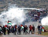 إصابة فلسطينى بشلل رباعى إثر إطلاق الاحتلال الإسرائيلى الرصاص على رقبته