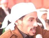 شاعر سيناوى يوثق باللهجة البدوية مشاهد مجزرة قرية الروضة