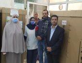 الأقصر تستقبل 8 ماكينات غسيل كلوى جديدة تبرع من صندوق تحيا مصر