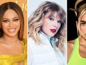 بيونسيه تسيطر على ترشيحات Grammy 2021 بتسع جوائز لتتخطي تايلور ودوا ليبا
