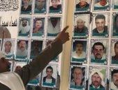والد شهيد فى مجزرة الروضة: نجوت من القتل فاحتضنت جثمان ابنى.. صور