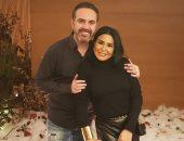 وائل جسار احتفالا بعيد ميلاد زوجته: وجودك كنز فى حياتى ودعمك سبب نجاحى
