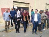 تسكين 120 بائع بسوق التونسى الجديد بعد إزالة سوق الجمعة بالقاهرة.. صور