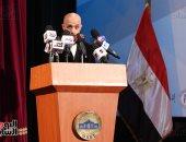 رئيس جامعة مصر: نبذ التعصب ليس مقتصراً على مباراة الأهلى والزمالك فقط