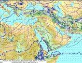 الأرصاد: السواحل الغربية تتأثر بكتلة رطبة.. وأمطار على مطروح والإسكندرية