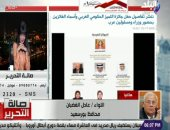محافظ بورسعيد بعد فوزه بجائزة أفضل محافظ عربى لصالة التحرير: أشكر السيسي