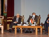 """""""البحث العلمى والأعلى للثقافة """" ينظمان ندوة مشتركة بعنوان زيارة للتراث الفرعونى"""