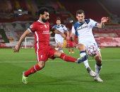 ليفربول يخسر على ملعبه بدورى الأبطال أمام أتالانتا بمشاركة محمد صلاح